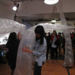 IMMERSIVE EMERSION: Interactive sculptures that inflate when presence is detected